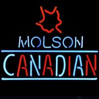 Molson Canadian Neon Sign