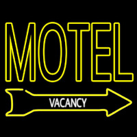Motel Vacancy Neon Sign