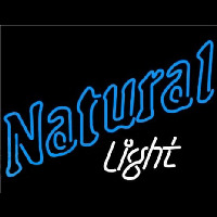 Natural Light Neon Sign