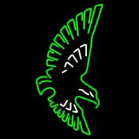 Nc Wilmington Seahawks Primary Logo NCAA Neon Sign Neon Sign