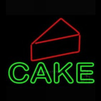 New Cake Neon Sign
