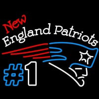 New England Patriots  NFL Neon Sign Neon Sign
