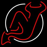 New Jersey Devils Neon Sign Neon Sign