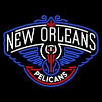New Orleans Pelicans NBA Logo Neon Sign Neon Sign