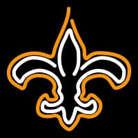 New Orleans Saints NFL Neon Sign Neon Sign