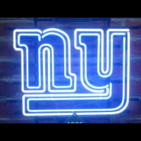 New York Giants Neon Sign Neon Sign