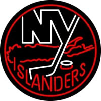 New York Islanders Logo NHL Neon Sign Neon Sign