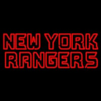 New York Rangers Neon Sign Neon Sign