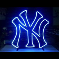New York Yankees Neon Sign Neon Sign