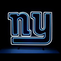 Nfl New York Giants Football Neonbar Pub Sign Neon Sign