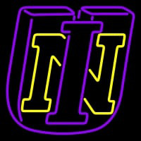 Northern Iowa Panthers Primary Logo NCAA Neon Sign Neon Sign