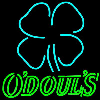 Odouls Clover Beer Sign Neon Sign