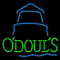 Odouls Day Lighthouse Beer Sign Neon Sign