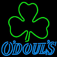 Odouls Green Clover Beer Sign Neon Sign