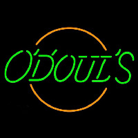 Odouls Round Beer Sign Neon Sign