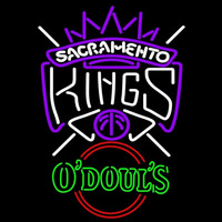 Odouls Sacramento Kings NBA Beer Sign Neon Sign