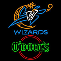 Odouls Washington Wizards NBA Beer Sign Neon Sign