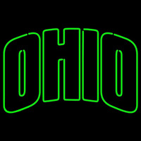 Ohio Bobcats Wordmark 1999 Pres Logo NCAA Neon Sign Neon Sign