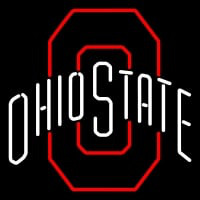 Ohio State Buckeyes Primary Pres Logo NCAA Neon Sign Neon Sign