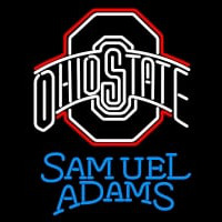 Ohio State Samuel Adams Neon Sign Neon Sign