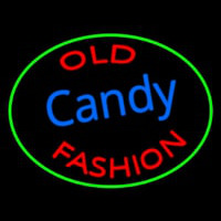 Old Fashion Candy Neon Sign