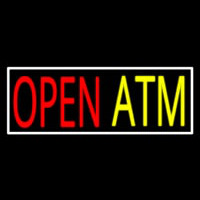 Open Atm 1 Neon Sign