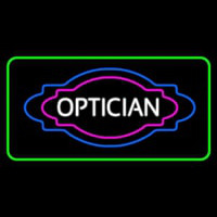 Optician Neon Sign