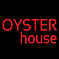 Oyster House 1 Neon Sign