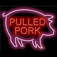 PULLED PORK Neon Sign