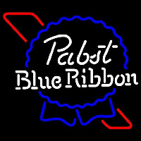 Pabst Blue Ribbon Blackbo  Beer Sign Neon Sign