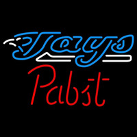 Pabst Toronto Blue Jays MLB Beer Sign Neon Sign