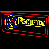 Pacifico Rope Inlaid Beer Sign Neon Sign