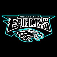 Philadelphia Eagles Alternate  Pres Logo NFL Neon Sign Neon Sign