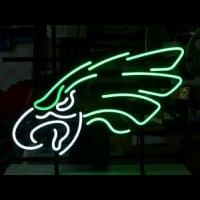 Philadelphia Eagles Neonsign With Free Priority Neon Sign