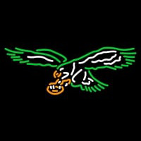 Philadelphia Eagles Primary   Logo NFL Neon Sign Neon Sign