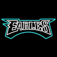 Philadelphia Eagles Wordmark  Pres Logo NFL Neon Sign Neon Sign