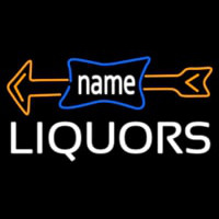 Pick Liquor Neon Sign