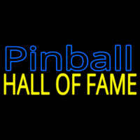 Pinball Hall Of Fame 1 Neon Sign