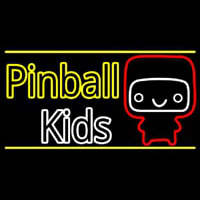 Pinball Kids 1 Neon Sign