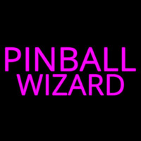 Pinball Wizard 2 Neon Sign