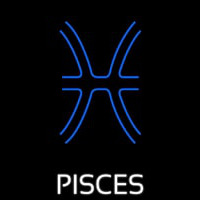 Pisces Icon Neon Sign