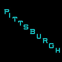 Pittsburgh Penguins Wordmark 1967 68 Logo NHL Neon Sign Neon Sign