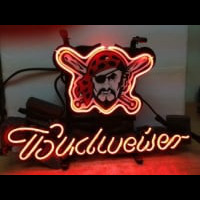 Pittsburgh Pirates Baseball Budweiserneon Sign Neon Sign