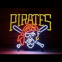 Pittsburgh Pirates Neon Sign Neon Sign