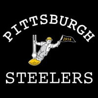 Pittsburgh Steelers Alternate   Logo NFL Neon Sign Neon Sign