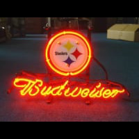 Pittsburgh Steelers Footballneon Sign Neon Sign