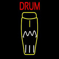Play Drum 2 Neon Sign