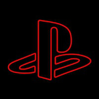 Playstation Logo Neon Sign