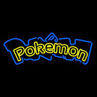 Pokemon Neon Sign