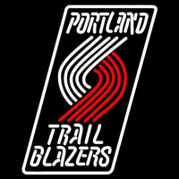 Portland Trail Blazers NBA Neon Sign Neon Sign